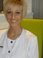 Photo of Ms Kim Burnell, Medical Aesthetician
